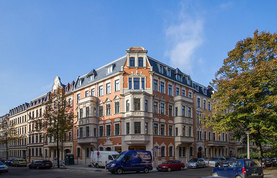 Denkmalimmobilie Halle