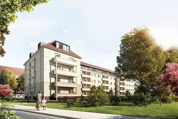 Wilhelmstädter Quartier Spandau